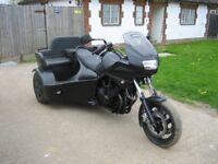 Trike 900 Yamaha