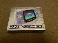 Boxed gameboy advanced with all the inserts like new