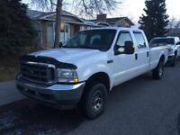 Ford F-350 Super Duty 4X4 Awesome Work Truck