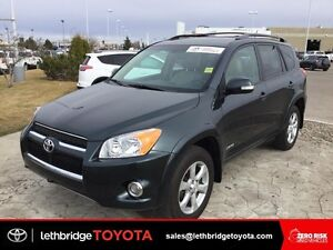 Certified 2012 Toyota Rav4 Limited 4WD - NAV! BLUETOOTH!