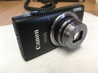 Canon IXUS 132 / PowerShot ELPH 115 IS 16.0MP Digital Camera - Black