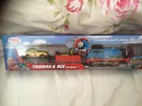Thomas and friends track master Thomas with Ace