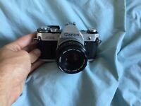 Camera found in Stepney Green in east London - have you lost one? Near Whitechapel.