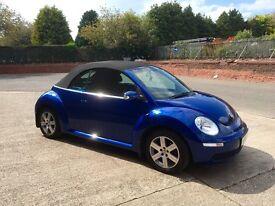 Vw beetle convertible 1.6 luna(2008) electric roof