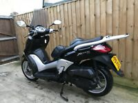 Yamaha x-city xmax 125cc 2011 one year mot 1 owner from new