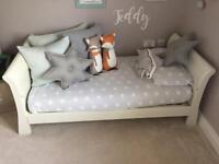 Mamas and Papas Orchard Sleigh Cot Bed