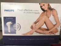 Phillips Lumea IPL hair removal system (nearly new)