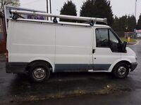 2005 55 FORD TRANSIT T280 85ps 2 KEYS 1 OWNER SHORT WHEELBASE PANEL VAN MOT