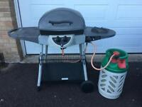 Gas Bar-b-que with Gas Bottle