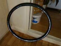 Slick tyre hybrid bike bicycle 700 x 35 Schwalbe