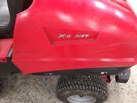 Countax Ride on mower X15 series