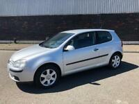 Volkswagen Golf S 06 plate service history and mot