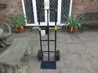 heavy duty hand trolly sack truck