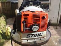Stihl br420 back pack Leaf Blower professional