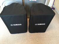 Yamaha DXR 15 speakers for sale