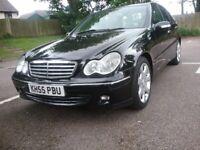 Mercedes-Benz, C CLASS, Saloon, 2005, Semi-Auto, 2987 (cc), 4 doors