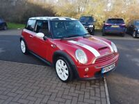 Mini-Cooper-S-2004-with-Long-MOT-New-tyres-and-Xenon-headlights