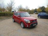 Kia Soul 2 CRDI 2012 (red) 2012