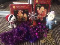Xmas decorations bundle