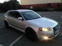 Swap my Audi A3 2.0 tdi sportback plus cash bmw?