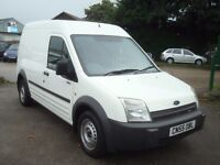 06 High Roof LWB Connect NO VAT OUTSTANDING FOR YEAR Full S/H Aug 17 MOT Must be seen NO VAT £3195