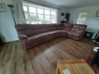Corner Sofa -6 Seater