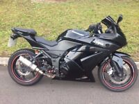 2010 Kawasaki Ninja 250R Limited Edition, Lots of Extras