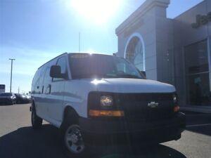2017 Chevrolet Express Cargo Van 4.8L v8   ONLY $166* BI-WEEKLY