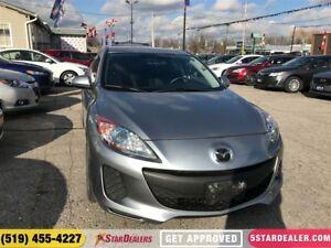 2013 Mazda MAZDA3 GS-SKY | CAR LOANS FOR ALL CREDIT