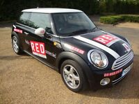 New Mini Cooper Available for Driving Lessons - Discounts Available for Direct Customers
