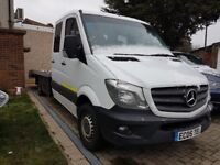 Mercedes Sprinter Recovery Truck Crew Cab with Air Con