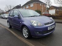 2008 '08' FIESTA 1.4 ZETEC CLIMATE (APPEARANCE PACK) GENUINE 50K MOT JUNE 2018