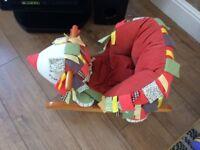 Babies rocking horse