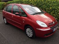 2006 CITRON XSARA PICASSO EXCL FULL HISTORY WITH 10 STAMPS 1 FORMER KEEPER