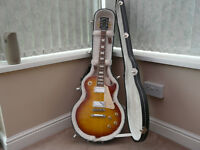 2010 Gibson Les Paul Standard Traditional.