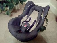 Silver Cross Ventura Baby Carrier Car Seat - 1st Stage