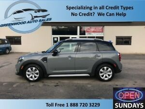 2019 MINI Cooper Countryman Cooper! AWD! PANO ROOF! LIKE NEW!!