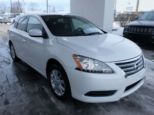 2013 Nissan Sentra 4dr Sdn  SV AC MAGS TOIT