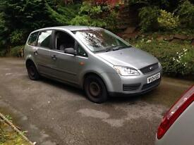 Ford Cmax 1.6 diesel lx with ac