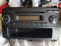 Mercedes vito radio and surround