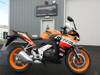 2013 Honda Repsol CBR 125 R - Available on finance, Only 6004 miles! Delivery available from £125.