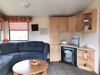 Static Caravan For Sale At The 12 Month Season Sandylands Ayrshire Near Craig Tara