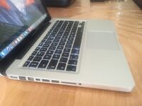 "Apple MacBook Pro 13"" 2.5Ghz Intel Core i5 - 8GB RAM - 500GB HDD + Excellent Condition + Softwares"