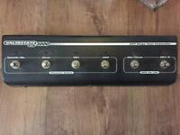 Marshall avt 2000 foot switch