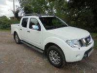2012/12 Nissan Navara D40 Outlaw 3.0 V6 DCI Auto not l200 Hi Lux