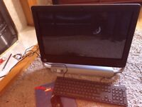 Hp touch smart 520 all in one pc