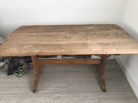 Vintage, original ercol table