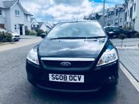 Automatic ! 45k miles ! 2008 Ford Focus 1.6 MOT May 2019 no advisory FSH. 1 Owner £2895