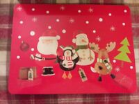 12 christmas placemats