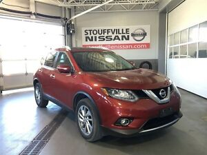 Nissan Rogue sl leather and navi nissan cpo rates from 1.9% 2014